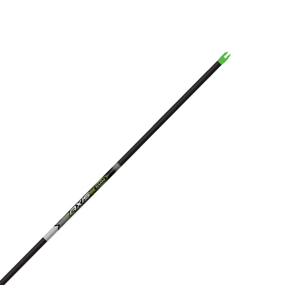 Easton 5MM AXIS 300 Arrow Shafts w//HIT Inserts 1 Dozen