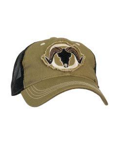 BlackOvis Mesh Back Hat - Olive