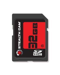 Stealth Cam SDHC Memory Cards - 32GB