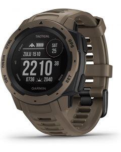 Garmin Instinct Tactical Watch Tan