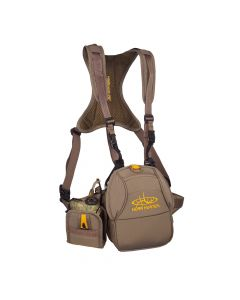 Horn Hunter Op-X Combo Bino Harness System - Solid Stone