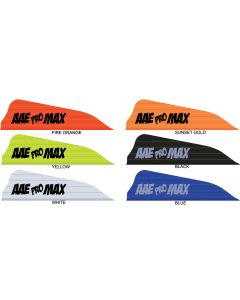 AAE Pro Max Hunter 100 Pack Vanes - all