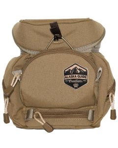 Alaska Guide Creations Kodiak C.U.B MAX Bino Harness - Coyote Brown