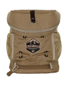 Alaska Guide Creations Kodiak K.I.S.S. MAX Bino Harness - Coyote Brown