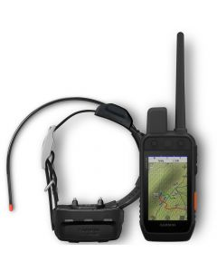 Garmin Alpha 200i and TT 15 Bundle