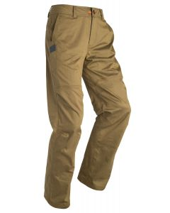 Sitka Back Forty Pant - Front - Olive Brown