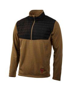 Badlands Quilt 1/4-Zip Jacket