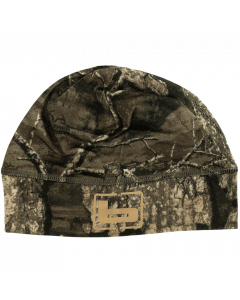 Banded Base Wool Beanie - Timber