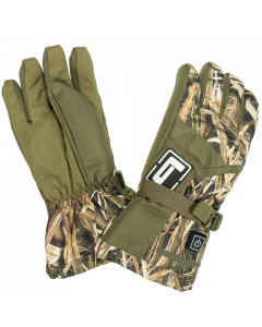 Banded H.E.A.T Insulated Glove - Mossy Oak Blades