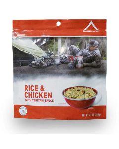 BaseKamp Chicken Teriyaki Freeze Dried Meal