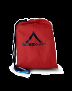 BaseKamp Quarter Pads - Red