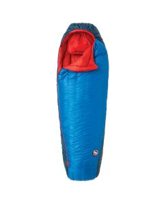 Big Agnes Anvil Horn 15 Degree Sleeping Bag - Open