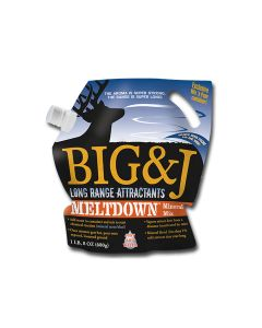 BIG & J BB2 Meltdown Mineral Mix Long Range Attractant