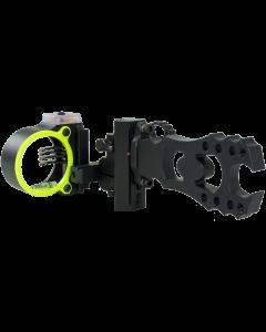 Black Gold Ascent Verdict Adjustable Archery Sight - BlackOvis Edition