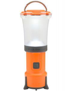 Black Diamond Orbit Lantern - orange