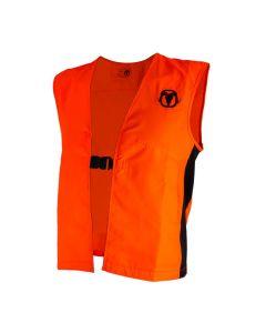 BlackOvis Mid Mountain Blaze Orange Hunting Vest