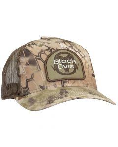 BlackOvis Cammando Trucker Hat