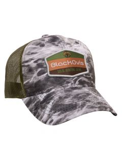BlackOvis Willis Trucker Hat - Olive