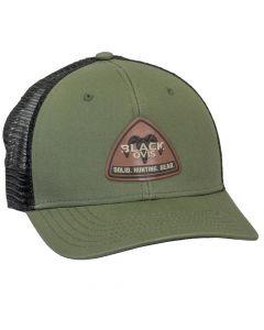 BlackOvis Shield Trucker Hat