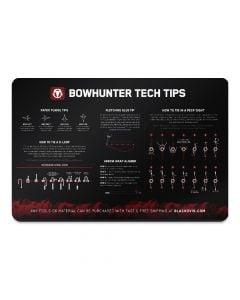 BlackOvis Ultra 20 Premium Bowhunter Tech Tip Mat