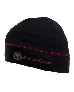 BlackOvis NWT Merino 200 Beanie - Black