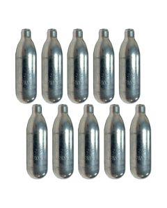 Byrna 8 Gram CO2 Cartridges + Oiler