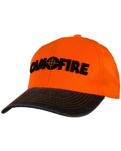 Camofire Blaze Orange Mesh Cap