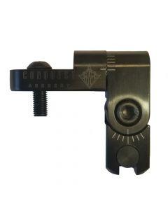 Conquest Archery MOAB Offset Right Handed Back Bracket V-Lock