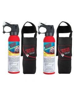 Counter Assault 8.1oz Bear Deterrent Spray w/ Holster