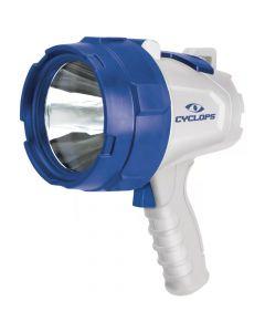 Cyclops 580 Lumen Handheld Rechargeable Marine Spotlight