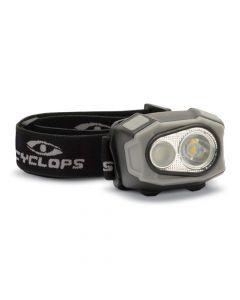 Cyclops EFLEX 400 Lumen Rechargeable LED Headlamp