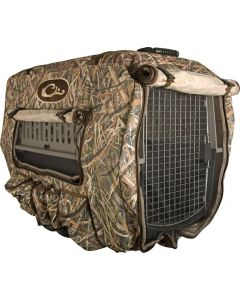 Drake Deluxe Adjustable Kennel Cover 1