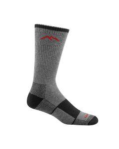 Darn Tough 1933 Hiker Full Cushion - Cool Max - Boot Sock - Grey/Black