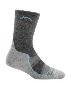 Darn Tough 1967 Light Hiker Micro Crew Light Cushion Socks - Slate
