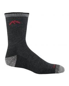 Darn Tough Hiker Micro Crew Cushion Sock - black
