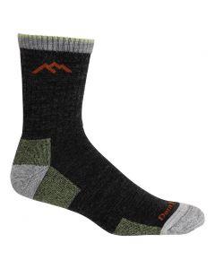 Darn Tough Hiker Micro Crew Cushion Sock - lime
