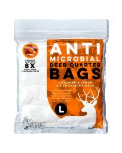 Koola Buck Large Deer/Antelope Quarter Anti-Microbial Game Bag