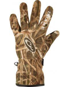 Drake MST WINDSTOPPER Fleece Gloves 1