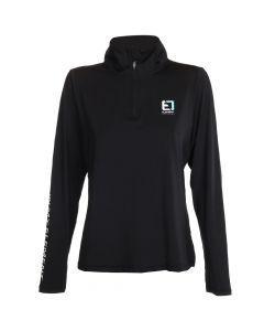 Element Outdoor's Women's Swag Series 1/4 Zip Long Sleeve Shirt