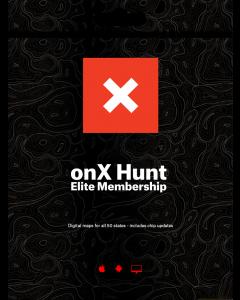 ONXMaps Hunting GPS Map Elite App Membership