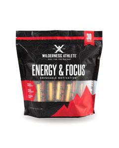 Wilderness Athlete Energy & Focus Tropical Fusion Packets