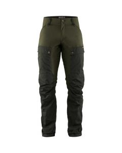 Fjallraven Keb Pant - Deep Forest / Laurel Green