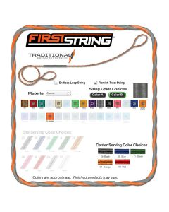 First String FLEMISH CUSTOM Recurve String