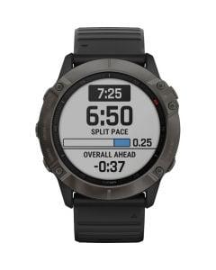 Garmin Fenix 6X Sapphire Multisport GPS Smartwatch