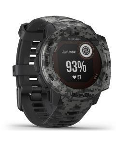 Garmin Instinct Solar Camo Edition GPS Smartwatch