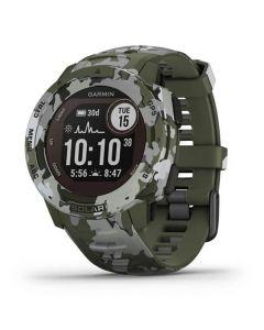 Garmin Instinct Solar Tactical Edition GPS Smartwatch - Black
