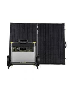 Goal Zero Yeti 3000X Power Station + Boulder 200 Briefcase Solar Kit