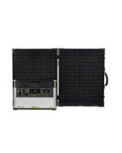 Goal Zero Yeti 1500x Power Station + Boulder 100 Briefcase Kit