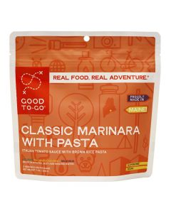 Good To-Go Classic Marinara with Pasta Dehydrated Meal