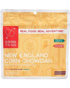 Good To-Go New England Corn Chowdah Dehydrated Mea